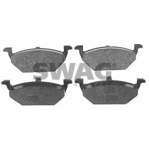 SWAG 30916328 Brake Pad