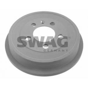 Тормозной барабан 30924034 swag - AUDI A2 (8Z0) Наклонная задняя часть 1.4 TDI