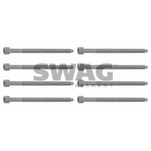 SWAG 30926423 Комплект болтов головки цилидра