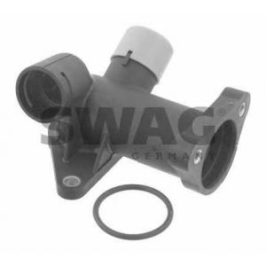 SWAG 30929880 Фланець сист. охолодж. пласт