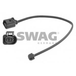 Сигнализатор, износ тормозных колодок 30934499 swag - VW TOUAREG (7P5) вездеход закрытый 3.6 V6 FSI