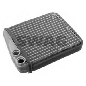 SWAG 30937033 Радиатор печки VW CADDY III