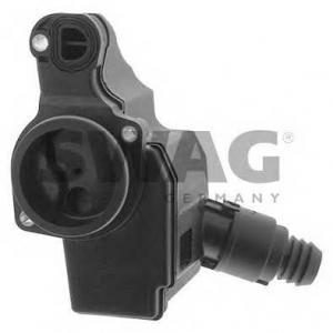 30938773 swag Маслосъемный щиток, вентиляция картера VW GOLF Наклонная задняя часть 1.6