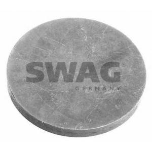 SWAG 32 90 7553 Регулировочная шайба, зазор клапана