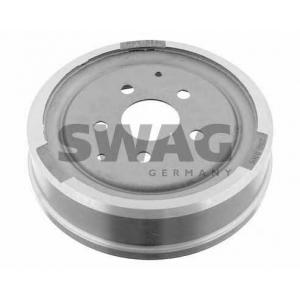 SWAG 32914062 Brake drum