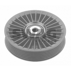 SWAG 40 03 0021 Паразитный / ведущий ролик, поликлиновой ремень