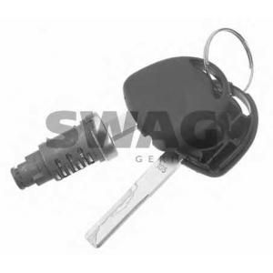 SWAG 40900003 Вкладыш замка двери с ключом