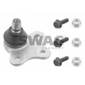 ремонтный комплект, несущие / направляющие шарниры 40928420 swag - OPEL CORSA D Наклонная задняя часть 1.4