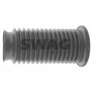 SWAG 40928529 Пильник амортизатора пластиковий