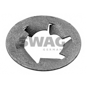 SWAG 50 91 8399 Болт, диск тормозного механизма