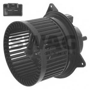 SWAG 50940182 Мотор обогревателя салона Ford FOCUS I. MONDEO III