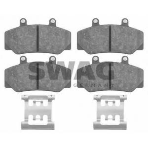 SWAG 55916211 Brake Pad