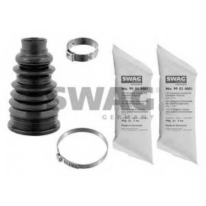 SWAG 60910381 Комплект пылника, приводной вал