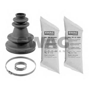 SWAG 60910387 Комплект пылника, приводной вал