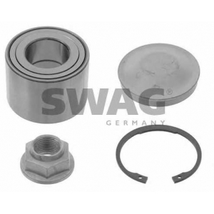 60922864 swag Комплект подшипника ступицы колеса OPEL VIVARO c бортовой платформой/ходовая часть 1.9 Di