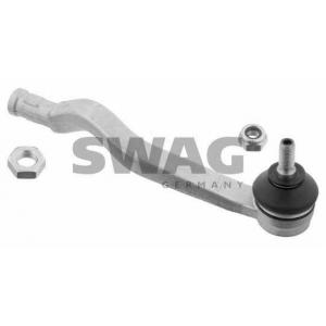 SWAG 60929624 Рулевой наконечник правый Dacia LOGAN