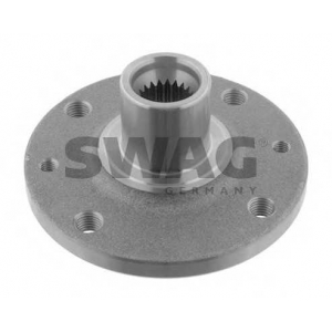 60932376 swag Ступица колеса DACIA LOGAN седан 1.4 MPI LPG (LS0C)