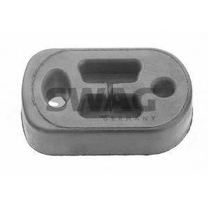 SWAG 62910530 Стопорное кольцо, глушитель