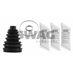 SWAG 62918577 Пильник ШРУС пластиковий + змазка