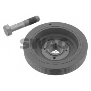 SWAG 62933792 Belt pulley, crankshaft