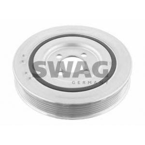 SWAG 70927824 Ременный шкив, коленчатый вал