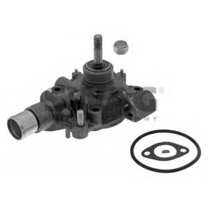 SWAG 79150001 Water pump
