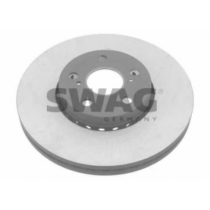 SWAG 81926065 Brake disc