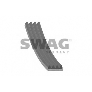 SWAG 81928809 V-ribbed Belt