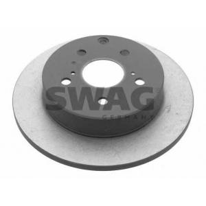 SWAG 81929353 Brake disc