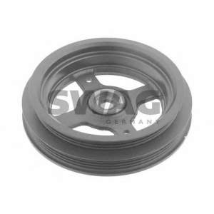 SWAG 81932571 Belt pulley, crankshaft