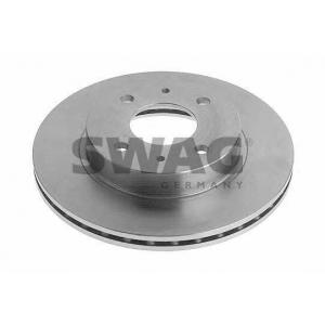 SWAG 82910627 Brake disc