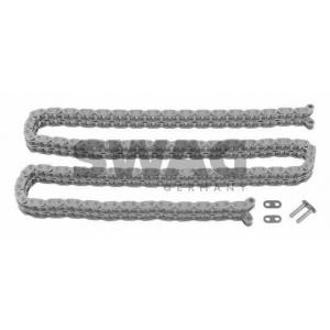 99110182 swag Цепь привода распредвала MERCEDES-BENZ /8 седан 200 D (115.115)