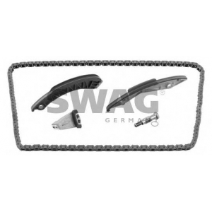 SWAG 99130340 Комплект ГРМ, ланцюг+елементи