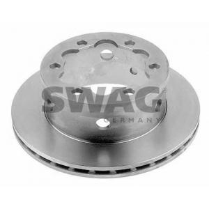 SWAG 99910639 Тормозной диск