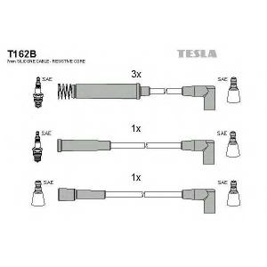 TESLA T162B Кабель зажигания, к-кт TESLA Opel Ascona, Astra,Corsa,Kadet 86-98
