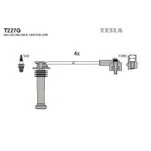 TESLA T227G Кабель зажигания, к-кт TESLA Ford 92-00