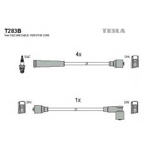 TESLA T283B Комплект проводов зажигания
