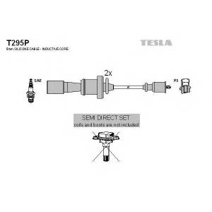 Комплект проводов зажигания t295p tesla - MITSUBISHI LANCER VI (CK/P_A) седан 2.0 16V EVO IV / V / VI / VII (CT9A)