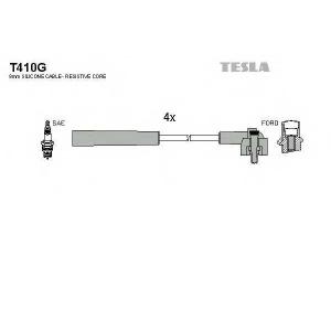 TESLA T410G Кабель зажигания, к-кт TESLA Ford 85- 1,1;1,3
