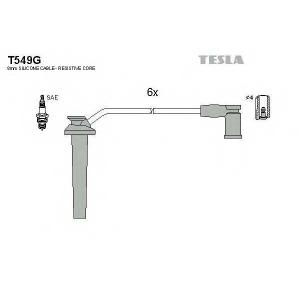 TESLA t549g Провода высоковольтные