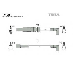TESLA T710B Кабель зажигания, к-кт TESLA Daewoo Nexia 1,5 93-99