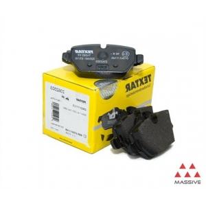 TEXTAR 2362303 Тормозные колодки