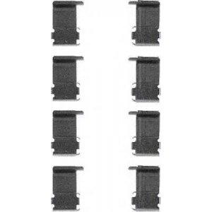 TEXTAR 82031200 Комплектующие, колодки дискового тормоза Дайхатсу Астраи