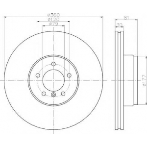 ��������� ���� 92178403 textar - LAND ROVER RANGE ROVER III (LM) �������� �������� 4.2