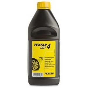 TEXTAR 95002200 Тормозная жидкость 1л (DOT 4) TEXTAR