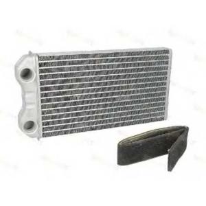 THERMOTEC D6R013TT Радиатор печки Trafic/Vivaro 259x150x35