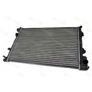 Радиатор, охлаждение двигател d7p004tt thermotec - PEUGEOT 309 I (10C, 10A) Наклонная задняя часть 1.4