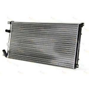 Радиатор, охлаждение двигател d7r022tt thermotec - OPEL MOVANO самосвал (H9) самосвал 2.5 DTI