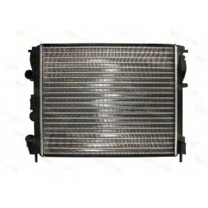 THERMOTEC D7R041TT Радиатор Kangoo/Clio2/Logan (под защелки без датчика)