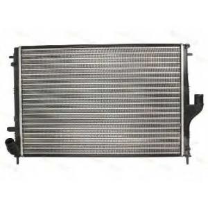THERMOTEC D7R046TT Радиатор Logan 05/10-> /Duster K9K +AC